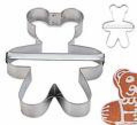 Как сделать фигурные формочки для печенья